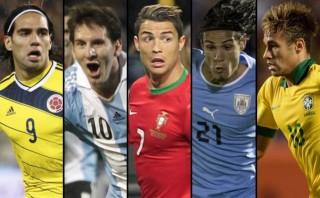 Estos son los 20 jugadores más valiosos que estarán en Brasil 2014