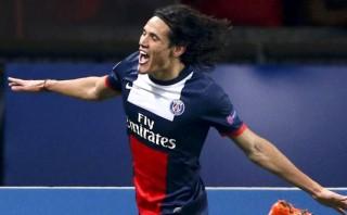 Este gol de Cavani dio el triunfo 2-1 a PSG sobre Olympiakos [VIDEO]