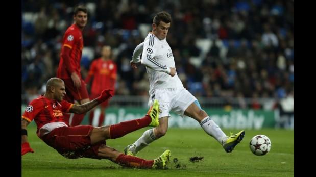 Real Madrid goleó en la Champions League y el Bernabéu se lo dedicó a Cristiano Ronaldo [FOTOS]