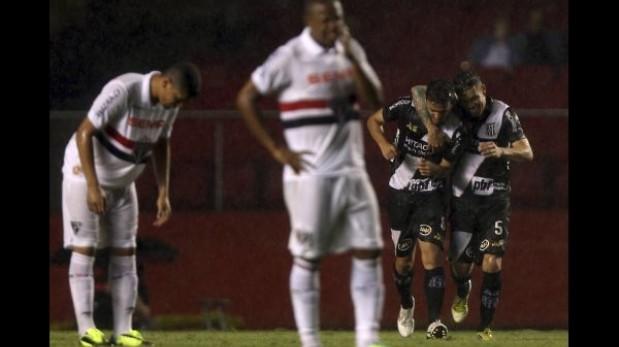 Copa Sudamericana: Ponte Preta eliminó a Sao Paulo y jugará la final