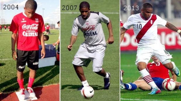 El antes y después de los futbolistas peruanos que se marcharon rápido a Europa [FOTOS]