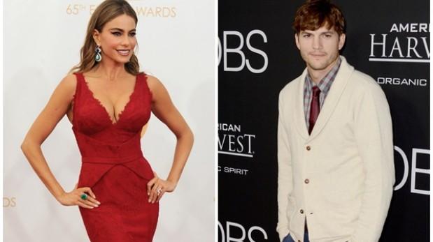 Sofía Vergara destronó a Ashton Kutcher y es ahora la actriz mejor pagada
