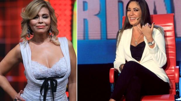 """¿Qué hará """"El gran show"""" para competir contra Tilsa Lozano?"""