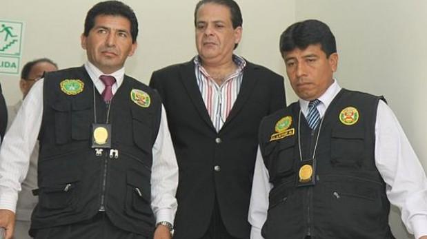 Caso Andahuasi: Miguel Chehade fue trasladado al penal San Jorge