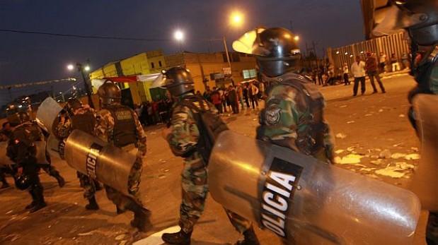 Más de 31.000 policías patrullarían las calles con eliminación del sistema 24 x 24