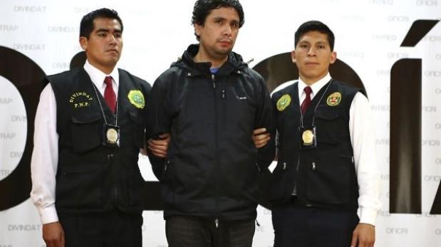 Pedófilo peruano buscado internacionalmente fue capturado por la policía