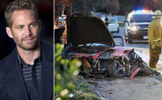 Muerte de Paul Walker: sujeto fue arrestado por robar pieza del Porsche estrellado