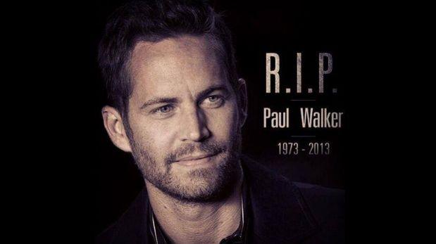 Seguidores de Paul Walker también se despidieron del actor en las redes sociales [FOTOS]