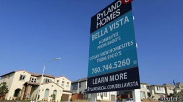 Estados Unidos, en alerta por una nueva burbuja inmobiliaria