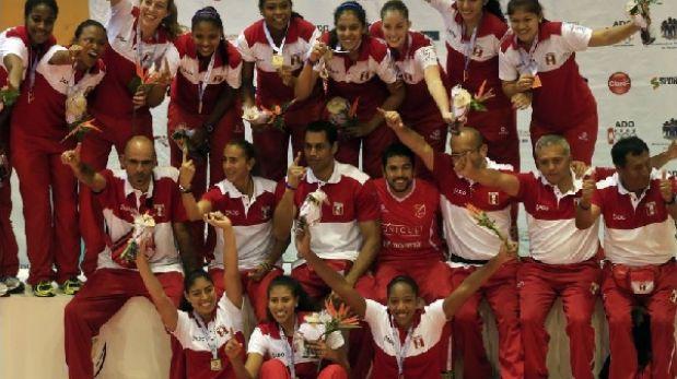 Vóley: selección peruana será anfitriona de series del Grand Prix 2014