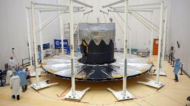 Un satélite tiene la misión de catalogar mil millones de estrellas