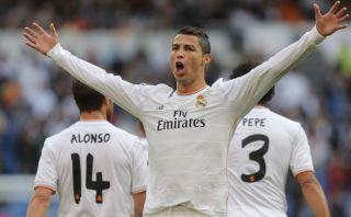 Cristiano Ronaldo recibió el trofeo Alfredo Di Stéfano en España