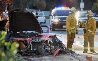 Muerte de Paul Walker: piden a fans no quemar llantas en lugar de tragedia