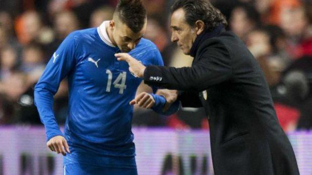 Italia propone dos tiempos muertos por partido para el Mundial Brasil 2014