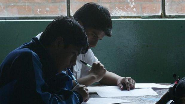 Prueba PISA: Perú fue el país que más mejoró desde el 2000