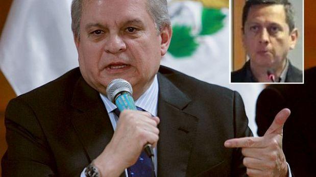 Iván Vega fue designado como nuevo viceministro de Defensa