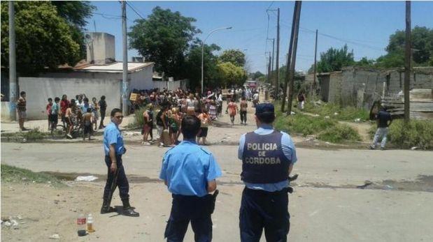 Argentina: policía de Córdoba levanta huelga tras acordar mejor sueldo