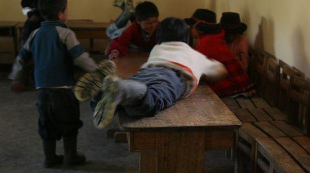 Áncash: docentes de colegios rurales son investigados por faltas a clases sin justificar