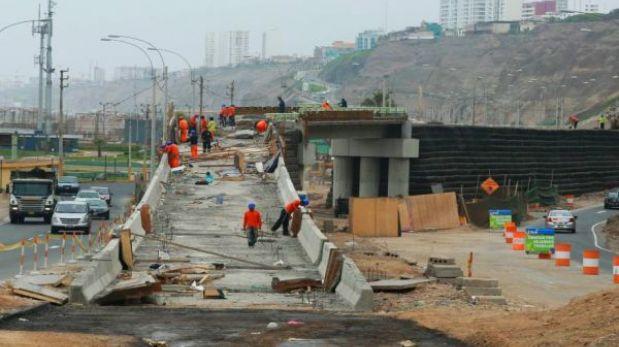 Emape sí confirmó que habrá obras en la Costa Verde este verano