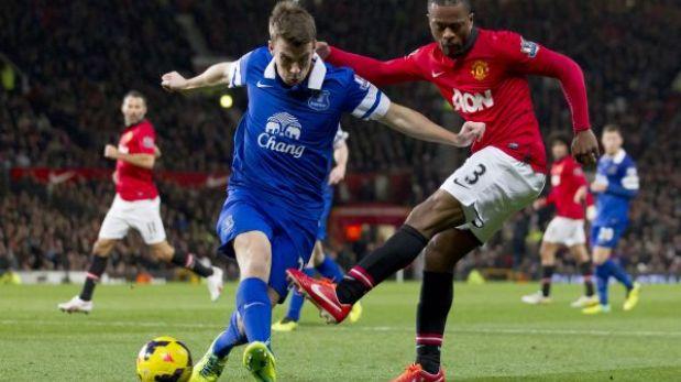 Manchester United cayó 1-0 ante Everton y vive uno de sus peores arranques