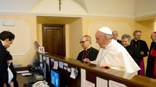 Papa Francisco creó una comisión para luchar contra los pederastas