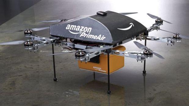 Los drones de Amazon para repartir a domicilio: ¿ficción o realidad?