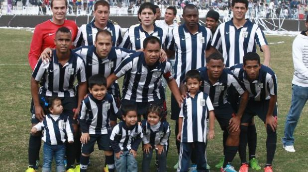 Alianza Lima se conforma con contratar jugadores discretos para el 2014