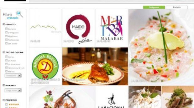 Te mostramos cómo reservar en los mejores restaurantes de Lima con un clic