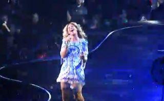 Beyoncé hizo un emotivo homenaje a Paul Walker durante un concierto [VIDEO]