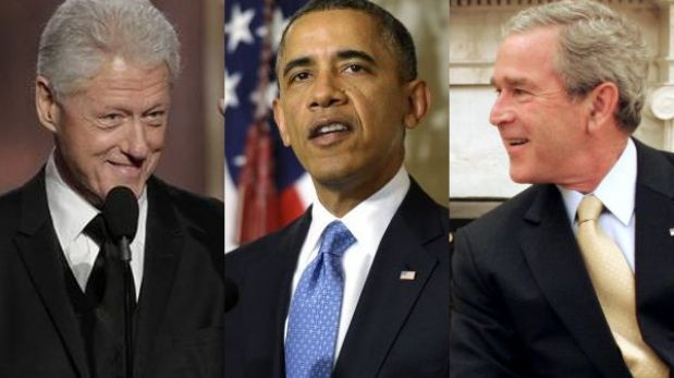 Sepelio de Nelson Mandela reunirá a Barack Obama, Bill Clinton y George Bush