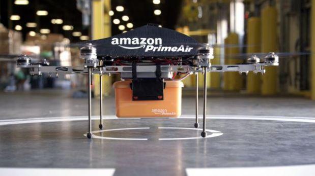 La carrera por el reparto con drones empieza sin autorización oficial
