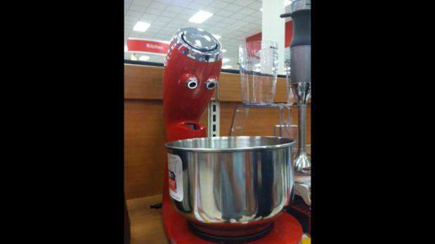Caras en las cosas: los curiosos rostros de los objetos cotidianos [FOTOS]