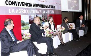 Minagri espera que sector agrícola crezca hasta un 5% en el 2014