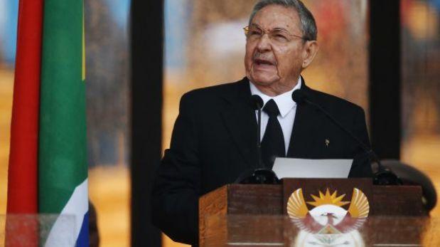 """Raúl Castro: """"Mandela es un ejemplo insuperable para América Latina y el Caribe"""""""