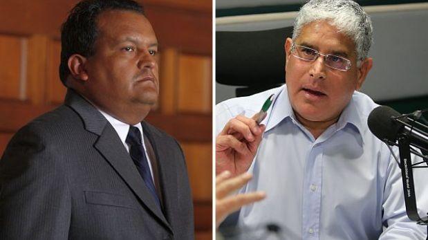 López Meneses habría intercedido ante Urquizo para nombrar a jefe del Vraem