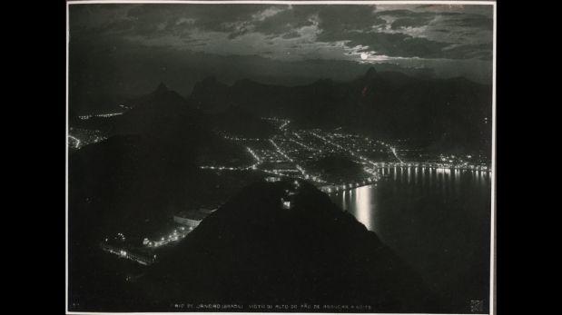 Río de Janeiro a través de viejas postales [FOTOS]