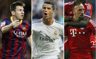 Balón de Oro 2013: ex futbolistas peruanos dieron a su favorito