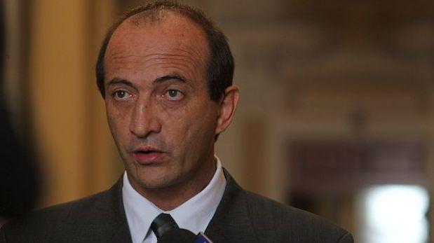 """Homologación exigida por jueces """"no es razonable"""", sostuvo Eguren"""