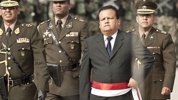 Mindef negó que Urquizo haya propuesto designación de general al Vraem