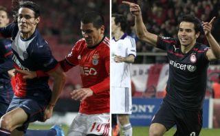 Champions: PSG cayó 2-1 ante Benfica pero Olympiacos clasificó segundo