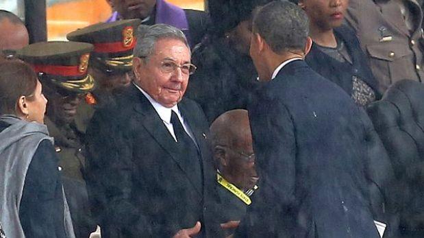 Sitio web en Cuba aplaude apretón de manos entre Obama y Castro