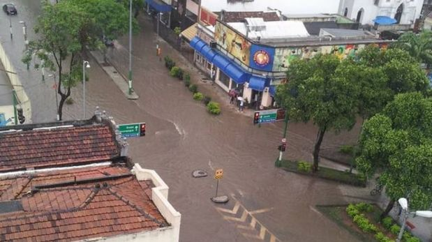Río de Janeiro está en estado de emergencia por lluvias torrenciales [FOTOS]