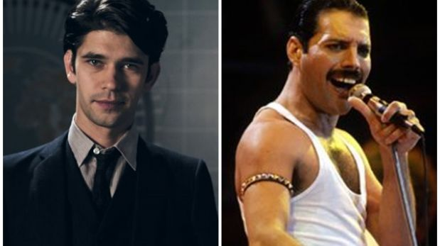 Ben Whishaw será Freddie Mercury en la película sobre Queen
