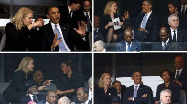 """Los """"celos"""" de Michelle que pusieron en apuros a Barack Obama"""