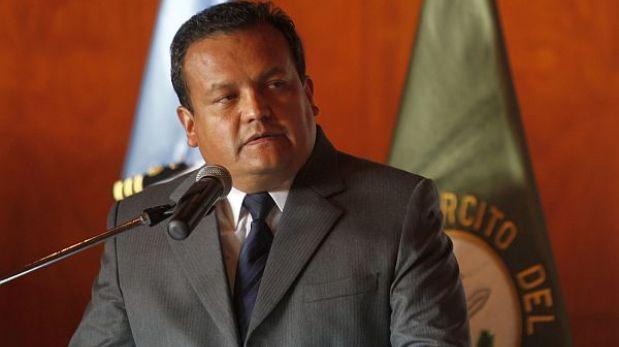 """Urquizo minimiza reunión con tío de López Meneses: """"Fue circunstancial e intrascendente"""""""