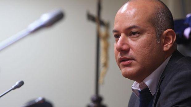 "Tejada: ""Sería sumamente irregular que perito que investigó a Alan García sea aprista"""