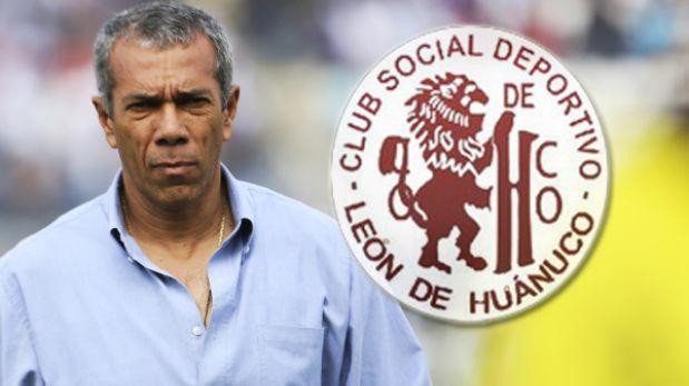 Wilmar Valencia está muy cerca de dirigir a León de Huánuco