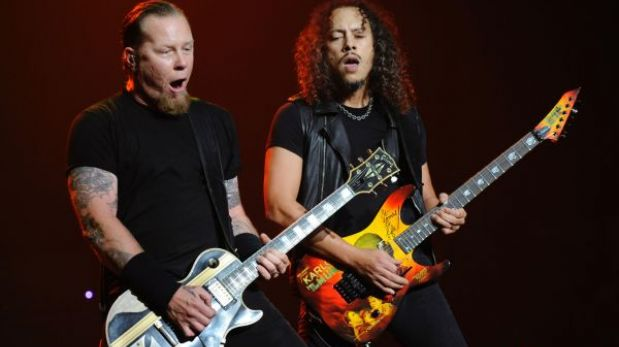 Confirmado: Metallica tocará en Lima el próximo 20 de marzo
