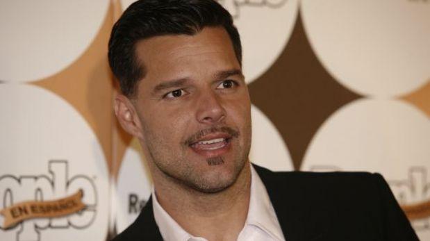 """Ricky Martin: """"Si me fuera a casar, me encantaría hacerlo en España"""""""