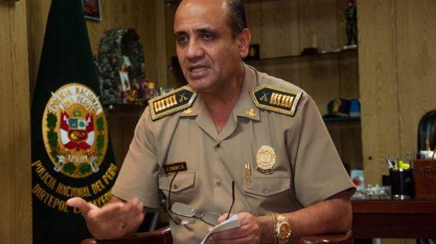 Policías de Lima le seguían los pasos al coronel Linares desde hace 7 meses